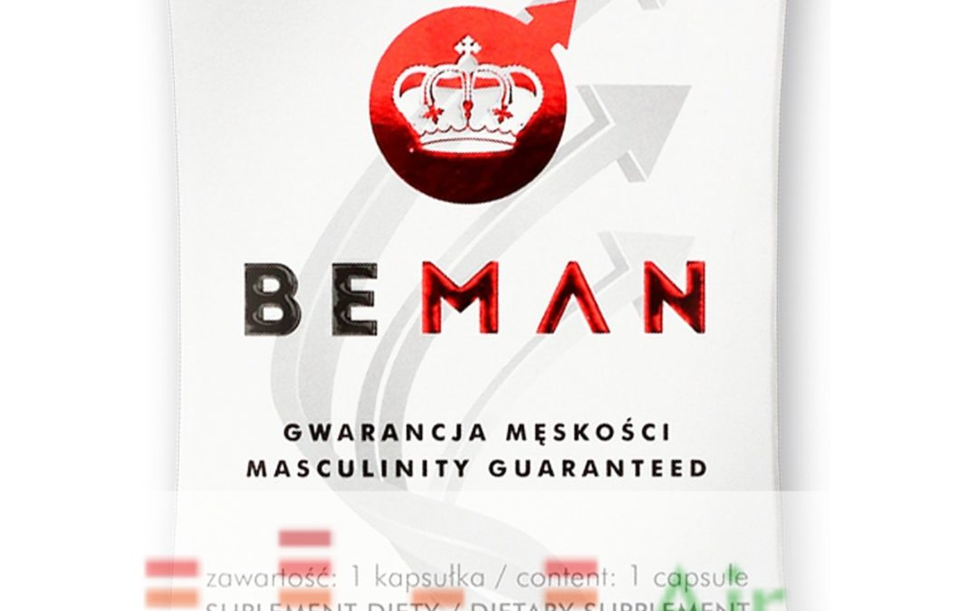 BeMan – tabletki na erekcję