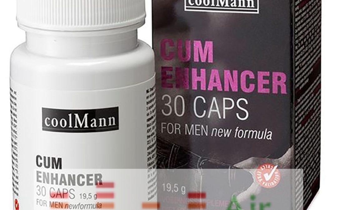Cum Enhancer – tabletki zwiększające wytrysk