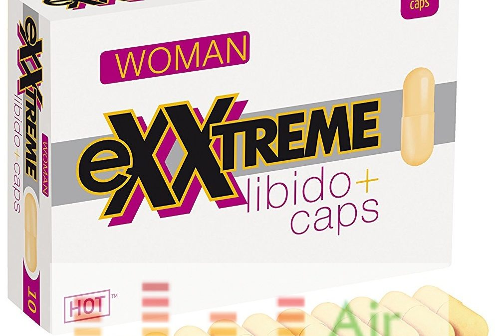 Exxtreme Libido Caps – tabletki na libido u kobiet