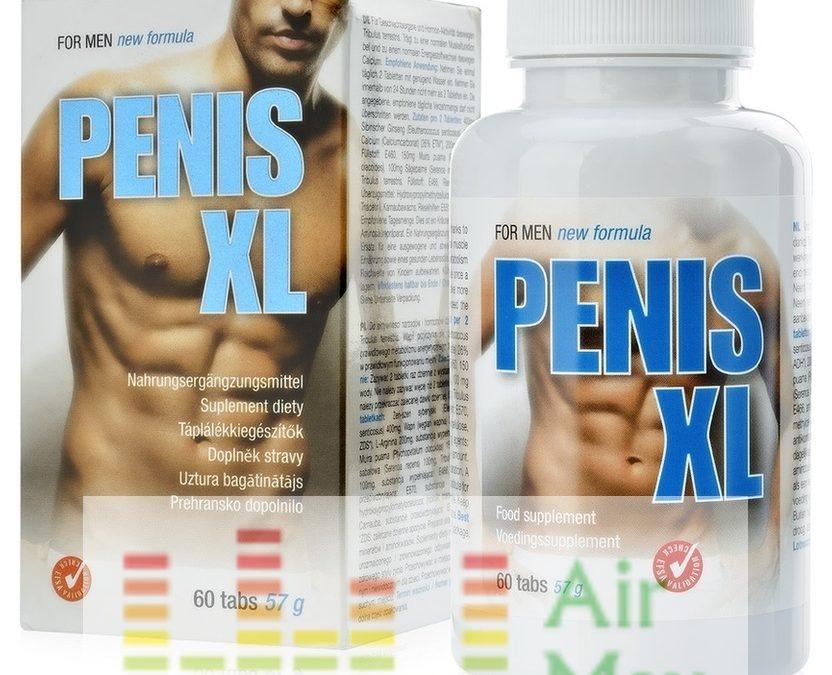 Penis XL – tabletki na powiększanie penisa