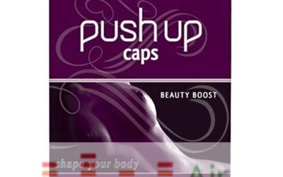 Push Up Caps – tabletki na powiększenie biustu