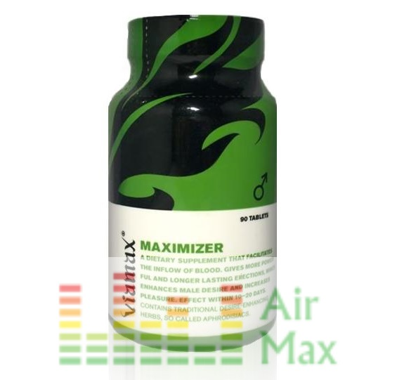 Viamax Maximizer – tabletki na powiększanie penisa