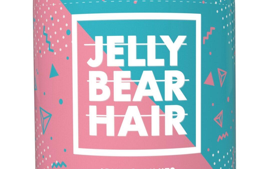 Jelly Bear Hair – żelki z witaminami na porost włosów