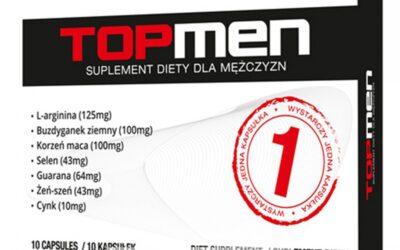 Top Men – tabletki na erekcję