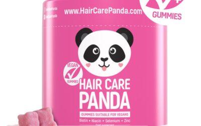 Hair Care Panda – żelki z witaminami na porost włosów
