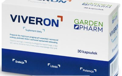 Viveron – tabletki na erekcje
